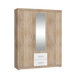 Viki VIK-07 гардероб 3D - Шкафы трехдверные - Шкафы и Комоды, Шифоньеры