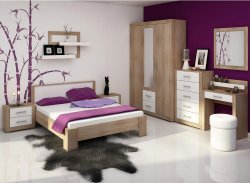 VIKI bedroom - Poland - MEBLOCROSS - Bedroom sets - Bedroom