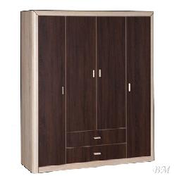 Grand GR-18 шкаф - Шкафы четрырехдверные - Шкафы и Комоды, Шифоньеры