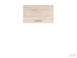Верхний шкафчик JUNONA LINE-GO/50/30 - Польша - Black Red White ( BRW ) - Верхние шкафчики - Кухни модульные