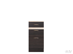 Нижний шкафчик JUNONA LINE - D3S/40/82 - Нижние шкафчики - Кухни модульные