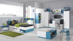 Детская комната MOBI B - Комплекты детской - Детская комната