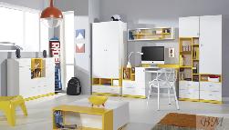 Детская комната MOBI A - Комплекты детской - Детская комната