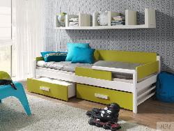Terreo кровать с барьером - Кровати для детей одноместные - Детская комната