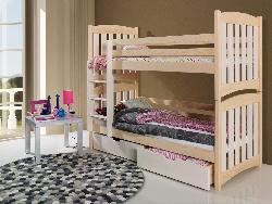 SERAFIN Детская деревянная кровать - Кровати двухъярусные - Детская комната