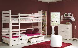 Dolmar - DAREK двухэтажная детская кровать - Польша