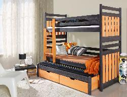 SAMBOR 3 three-level bed
