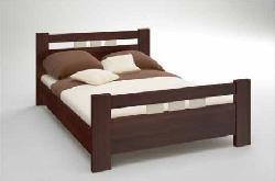 Bergamo 180 bed Priede mattress Wooden beds