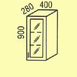 G-16 - Польша - PL - Типовые верхние шкафчики - Кухни модульные