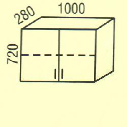 G-31 - Польша - PL - Типовые верхние шкафчики - Кухни модульные