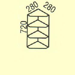 G-7 - Польша - PL - Типовые верхние шкафчики - Кухни модульные