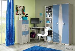 TENUS 1 угловая секция - Секции молодежные, подростковые - Детская комната