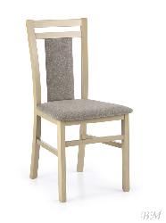 HUBERT 8 oak sonoma/inari 23 стул - Деревянные стулья - Разные стулья