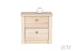 FINEZJA F12 прикроватный столик - Прикроватные тумбочки - Спальная комната