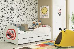 LUKI 2 кроватка - Кровати для детей одноместные - Детская комната