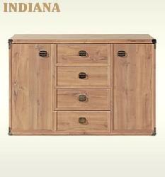 Indiana Jkom 2d4s - Польша - Black Red White ( BRW ) - Indiana