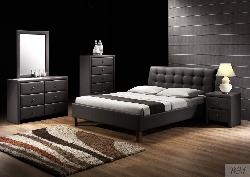 SAMARA gulta - Mīkstās gultas - Guļamistaba