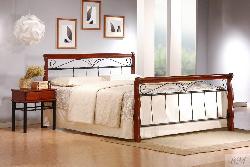 VERONICA 160 gulta - Gultas no koka - Guļamistaba