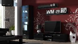 Мебель для гостинной Soho 1 - Гостиные Модерн - Секции, Витрины, Полки