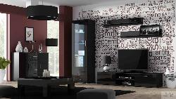Мебель для гостинной Soho 2 - Гостиные Модерн - Секции, Витрины, Полки