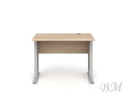 Письменный стол BRW-OFFICE-BIU/72/100 - Польша - Black Red White ( BRW ) - Офисные столы - Офисная мебель