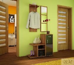 Прихожая MIKA - Прихожии, мебель в коридор - Прихожие и Гардеробы
