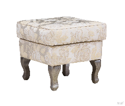 Noble padded stool - Puffs - Upholstered furniture