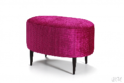 D10 padded stool - Puffs - Upholstered furniture