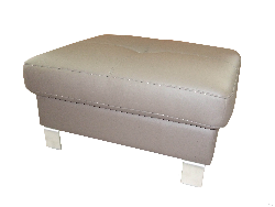 COSTA padded stool - Puffs - Upholstered furniture
