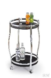 BAR-8 servēšanas galdiņš uz riteņiem - Polija - Halmar - Servēšanas galdi - Galdi un komplekti
