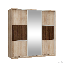 Rico L220C  case - Wardrobes with sliding doors - Cupboards, Commodes