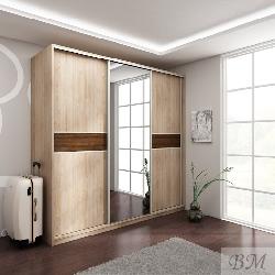 Шкаф PUERTO L220C - Шкафы с раздвижными дверями - Шкафы и Комоды, Шифоньеры