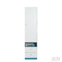 MOBI однодверный шкаф MO 3 - Польша - Meblar - Mobi