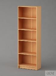 Стеллаж 1080 - BS - Стеллажи, полки - Офисная мебель