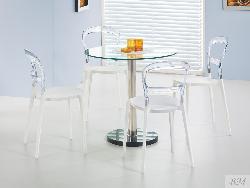 Стол CYRYL - Стеклянные столы - Столы и комплекты