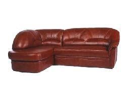 Forum meble - Viper leather corner sofa - Poland