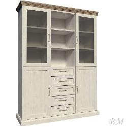 ROYAL W2D витрина - Польша - Gala Meble - Буфеты - Мебель для столовой
