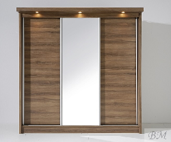 Vegas 3D case with sliding doors - Wardrobes with sliding doors - Cupboards, Commodes