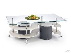 Kafijas galdiņš NINA 5 - Polija - Halmar - Galdi ar pufiem - Galdi un komplekti
