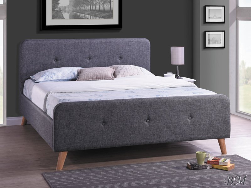 Malmo bed soft beds poland signal meble for Furniture made in poland