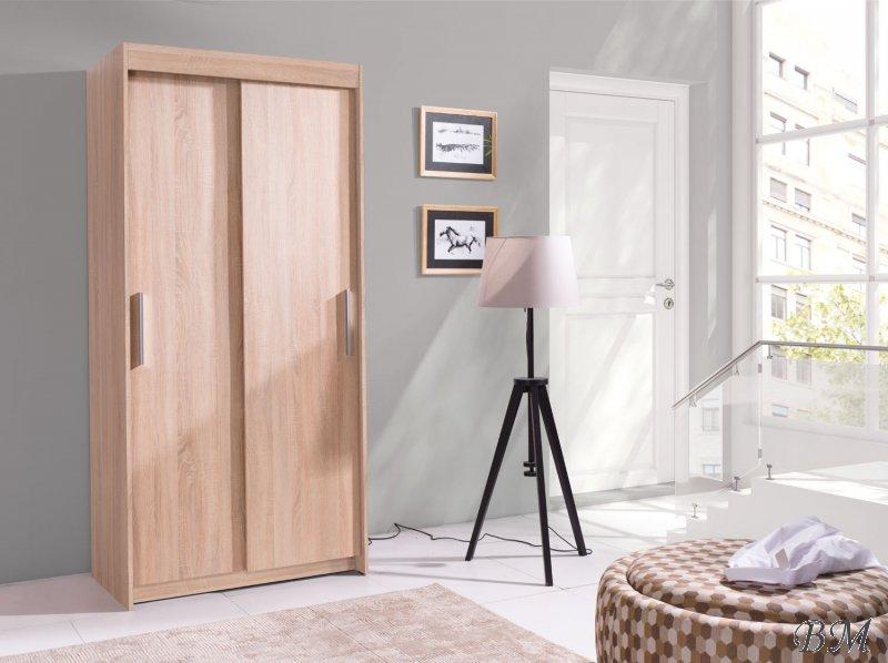 polijas mēbeles no firmas jurek - MAT skapis - Mēbeles Garderobe SKAPJI Skapji ar bīdāmām durvīm