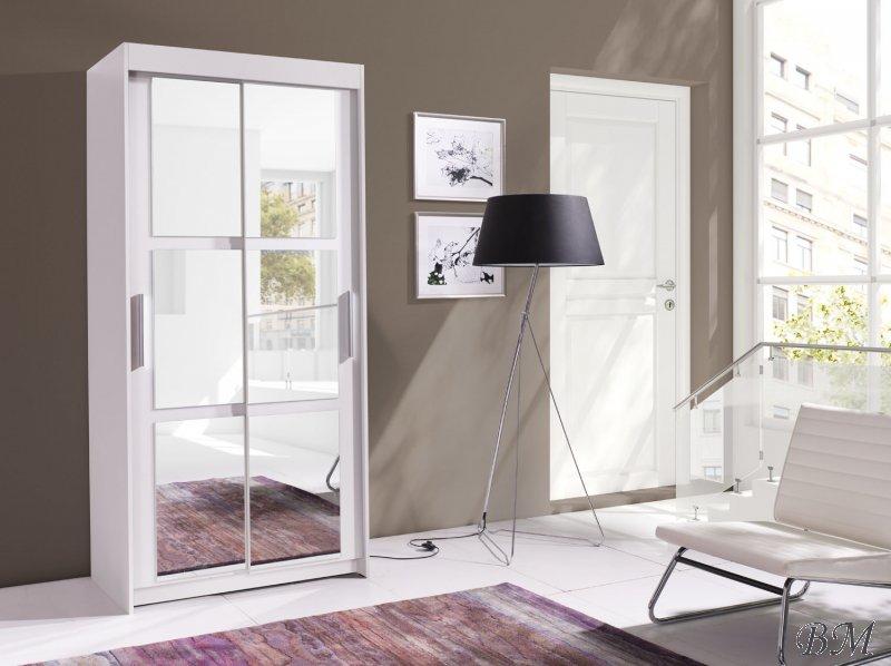 scit 100 - KARO 100 skapis - Mēbeles Garderobe SKAPJI Skapji ar bīdāmām durvīm