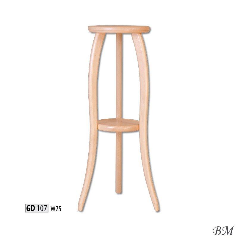 Купить Мебель - Drewmax - подставка - Подставки для цветов - Польша - для - цветов - GD107 - Podstavka dlya tv