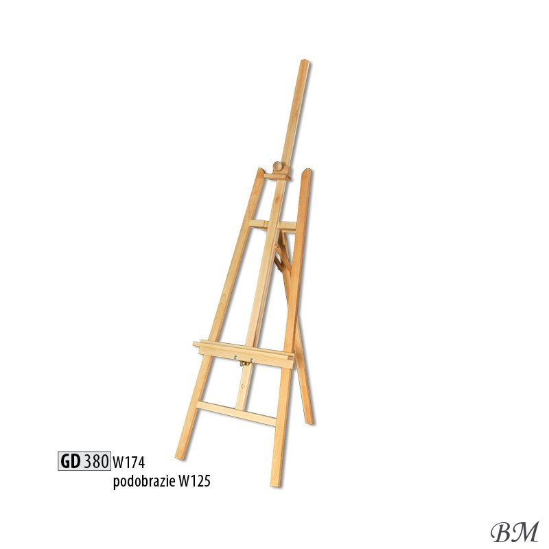 Купить Мебель - Польша - Мольберты - GD380 - мольберт - Drewmax