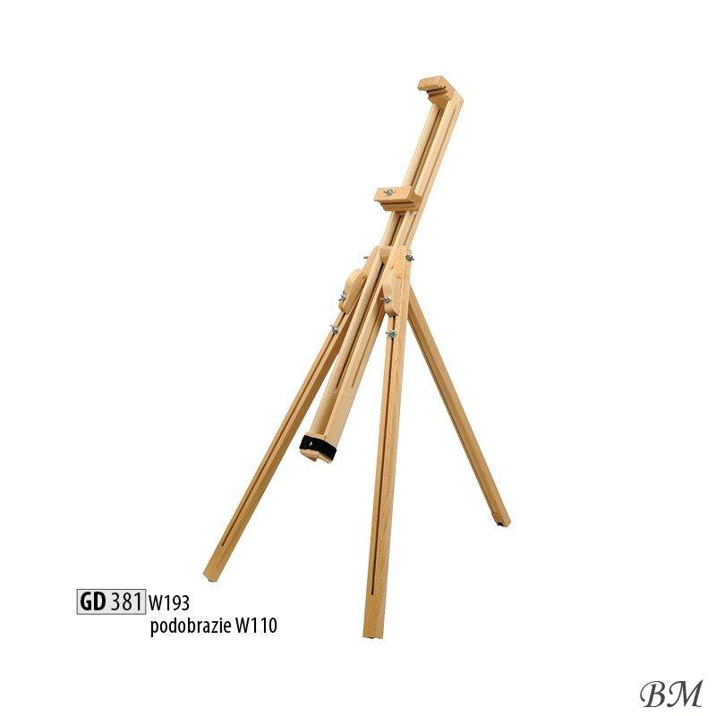 Купить Мебель - мольберт - GD381 - Drewmax - Польша - Мольберты