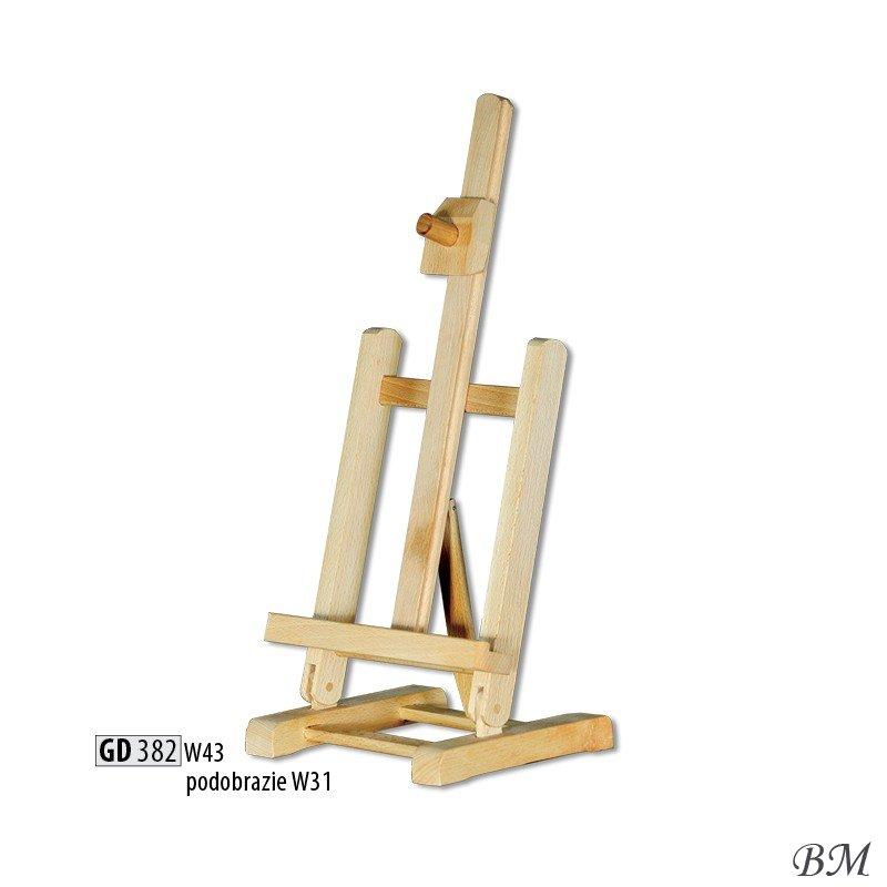 Купить Мебель - GD382 - Мольберты - Drewmax - Польша - мольберт