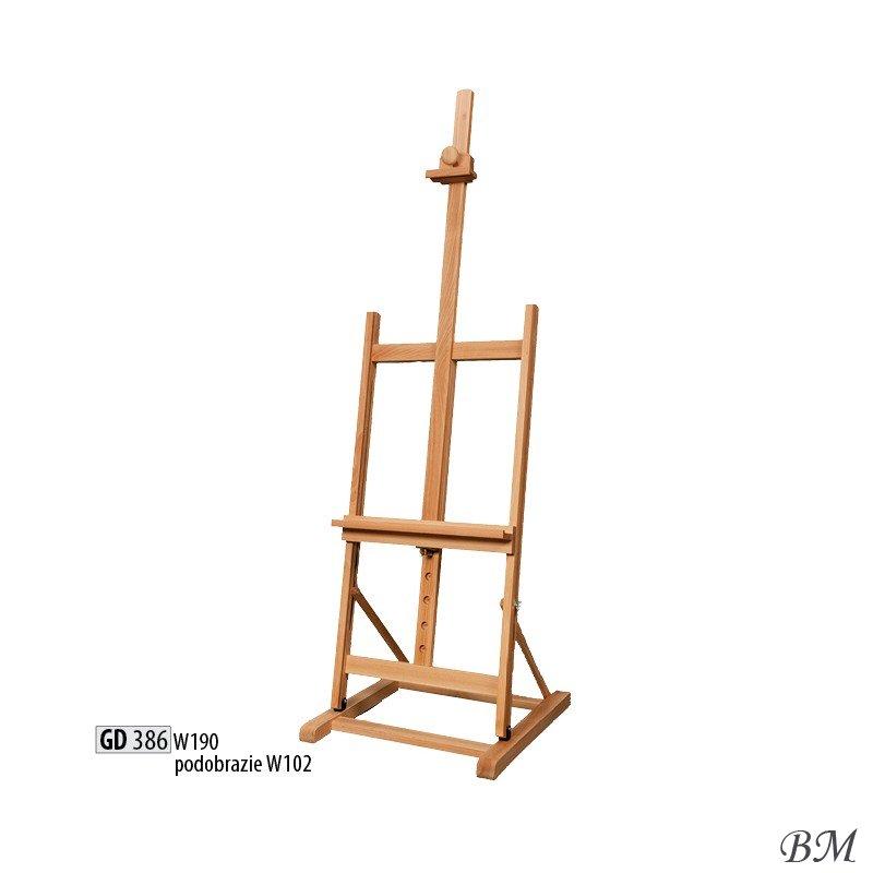Купить Мебель - мольберт - GD386 - Мольберты - Польша - Drewmax