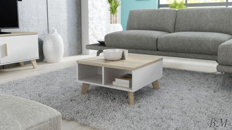 Pirkt Mēbeles - galdiņš - Polija - žurnālu - Žurnālu galdi - 60 - Cama meble - LOTTA - Transformējams žurnālu galdiņš