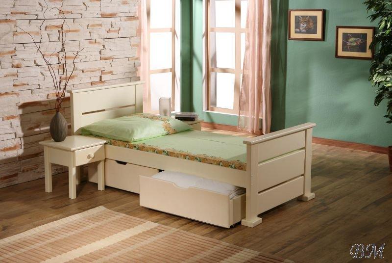 Купить Мебель - ящиками - Польша - кровать - одноместная - MEBLObed - Oktawia - с - Кровати для детей одноместные - 2 - классическая - Сделать ящик под кровать