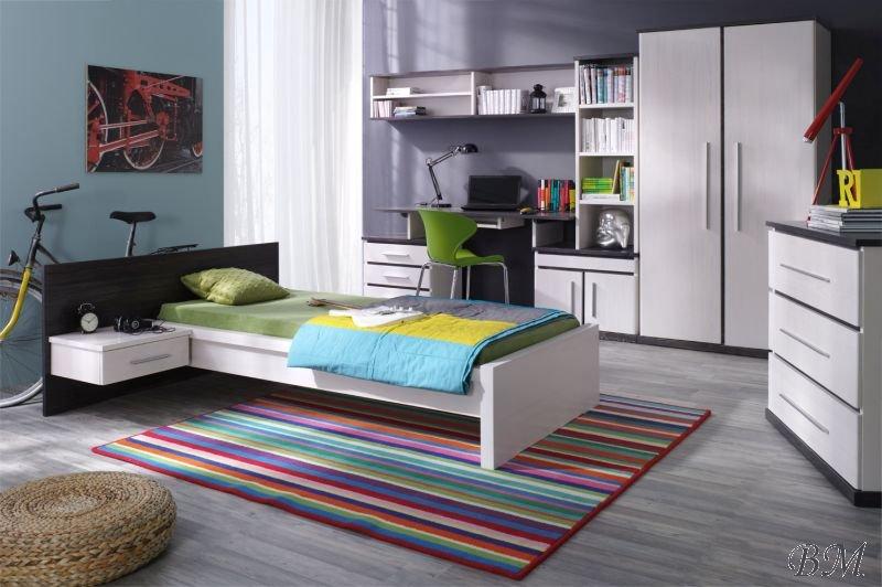 Купить Мебель - кровать - MEBLObed - Кровати для детей одноместные - тумбочкой - одноместная - Ziper - с - Польша - Raskladuwka krovat